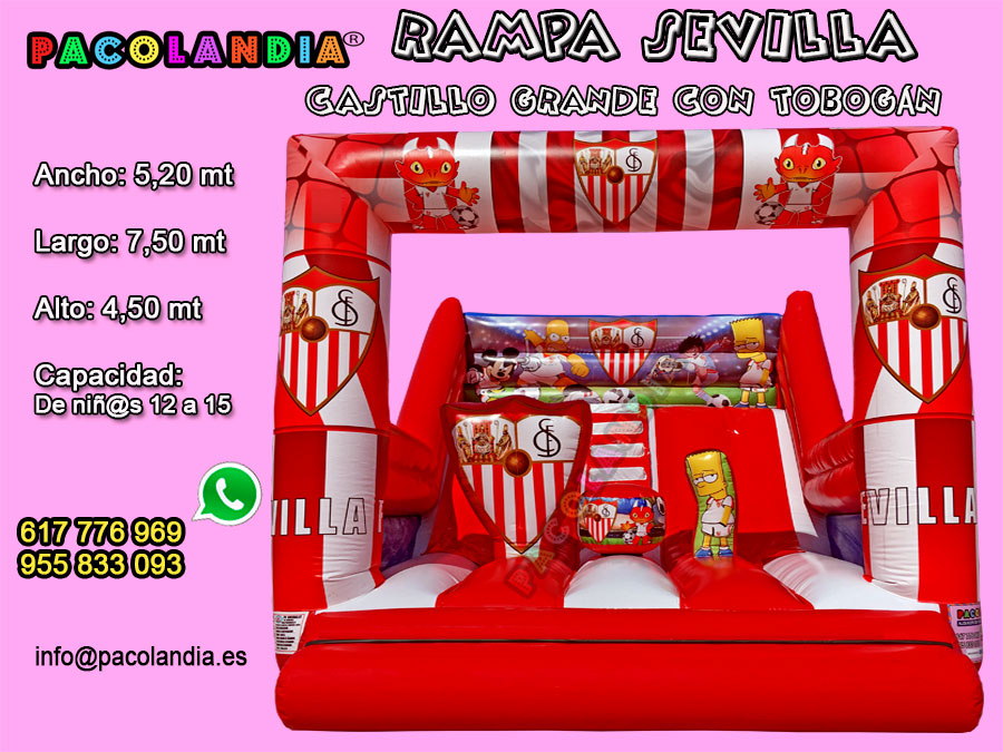 18-Rampa Sevilla Castillo Grande (Tobogán)